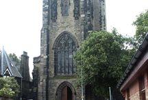 St Alban's RC Church Macclesfield