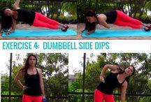 Curvy Plus Size Workouts <3