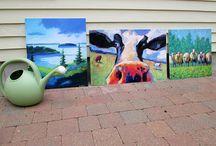Animal art / Paintings