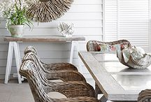 Dining Room Ideas / Dining room decor and ideas. Tablescapes and table settings too.