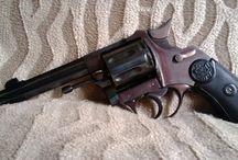 revolver antika J.nikitits erben Constantinople