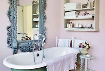For the home - bathroom / by Tobey Stoffregen