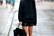 Shorts&Sweater