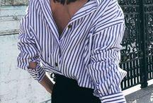 Styling shirts backwards