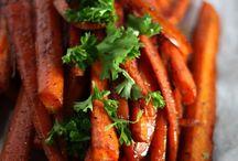 Recetas - Zanahorias (Carrots)