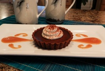 ~Desserts~ by A.C. / Plated Desserts and other sweet treats by Alchemic Confectionery