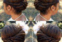 African natural hair