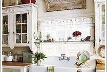 Kitchen / by Tasha Fontenot