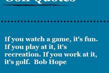 Golf Humor / by brian meier