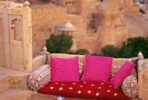 Trips 2012 / Inspiration for my upcoming trips to India and Turkey / by Yana Puaca | NoMad Luxuries