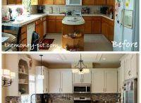 Kitchen fix-up