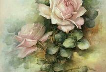Flowers art
