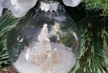 Ornaments / Christmas & Holidays / by Heather Lyn McGuire
