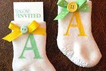 Invitaciones baby shower