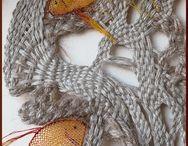 tablou crochet