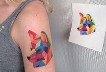 Tattoos / by Regina Panelo