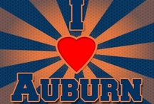 Football-	War Eagle! / by Tammy Smith