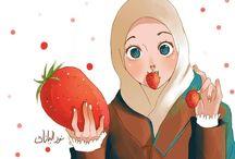 islamic anime muslim