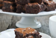 All things Brownies/Blondies / Brownies & blondies are this redheads best friends!! / by Kim Waara
