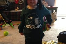 Eagles pride / While the Eagles aren't advancing, Mercury readers still show off their green! / by Pottstown Mercury