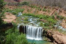 Waterfalls / Superbes chutes d'eau et cascades