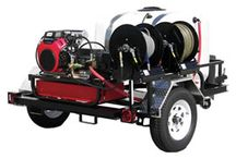 Top Professional Cold Water Trailers / The pressure washer experts at Pressure Washers Direct have created a list of their recommended professional cold pressure washer trailers to help consumers.