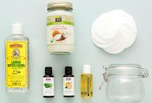 Recipes for Home.Beauty Products