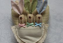 coelhos para Páscoa