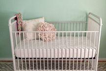 Nursery Ideas! / by Leigh