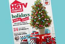 Christmas Decorations / Christmas tree