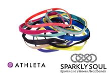 #SparklyAthleta / 12 @sparklysoulinc #headband colors including sparkle, satin and reflective are now available in all @Athleta locations and online: http://athleta.gap.com with some newly released colors! We will be celebrating this with 12 days of Athleta on all social media featuring a different headband in the collection/ a fun giveaway for the next 12 days starting April 9th! Use hashtag #SparklyAthleta to share the excitement on any social media through April 20th to enter to win each day!