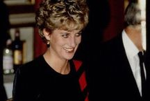 12 November 1992 Princess Diana visits the Quai D'Orsay Palace to dine with French Health Minister Bernard Houchner