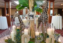 jungle /animal theme party