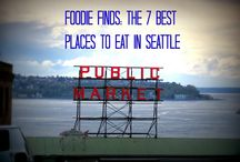 Seattle, WA / by Jennifer Hampton (Burdette)