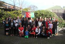 Portuguese in NZ / Portuguese immigrant community in New Zealand coming together