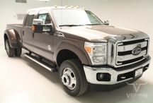 Ford F-350 Super Duty Dually / Browse the huge F-350 Super Duty Dually inventory of the most innovative dealership in the country, Vernon Auto Group.