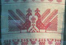Карельская вышивка