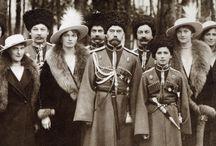 Romanov familie. / Geschiedenis.