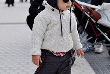 Jr. Fashionista / by Mujahid Saddam