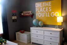 KIDS ROOMS / by Malea Ellett