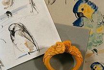 jewelry sketch/designs