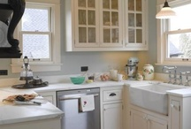 kitchen remodel  / by Ingrid Blanchette