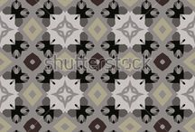 Shades of gray. Geometric patterns. / Vector Geometric patterns. Shades of gray.  See more: https://www.shutterstock.com/g/Andrei+Chudinov/sets/46874431