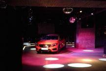 EVENTO NUEVO MERCEDES-BENZ GLA / Un evento por todo lo alto con la presentación del Mercedes-Benz GLA.