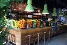 Juice bar ideas