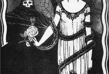 Vanitas Vanitatum / The shadow of death
