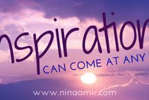 Monday Inspiration / Start your week with an inspiring message and video to get you motivated to action! / by Pure Spirit Creations