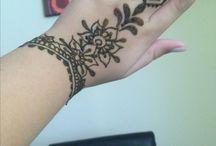 Henna ,tetkó