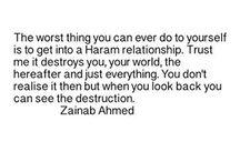 Haram Relationships