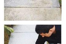 conrete floors re do